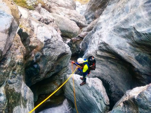 CANYONING VAL-CENIS