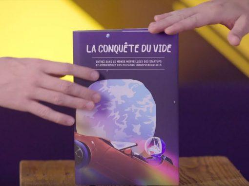 MAÎTRE CHAT / LA CONQUÊTE DU VIDE
