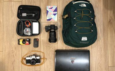 Setup Bag du Digital Nomade